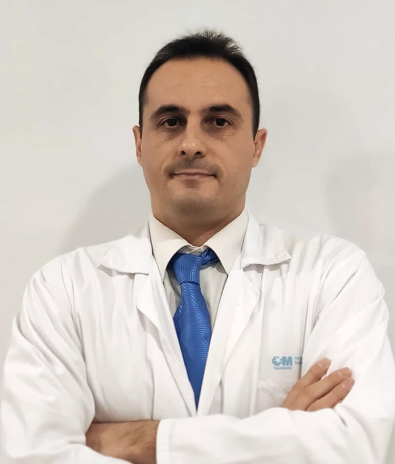 Dr. Pablo Priego Jiménez